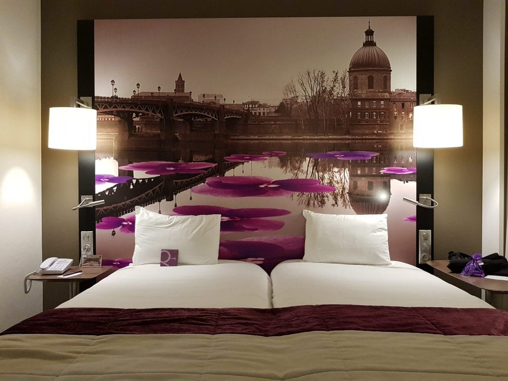 Toulouse Hotel Mercure Wilson