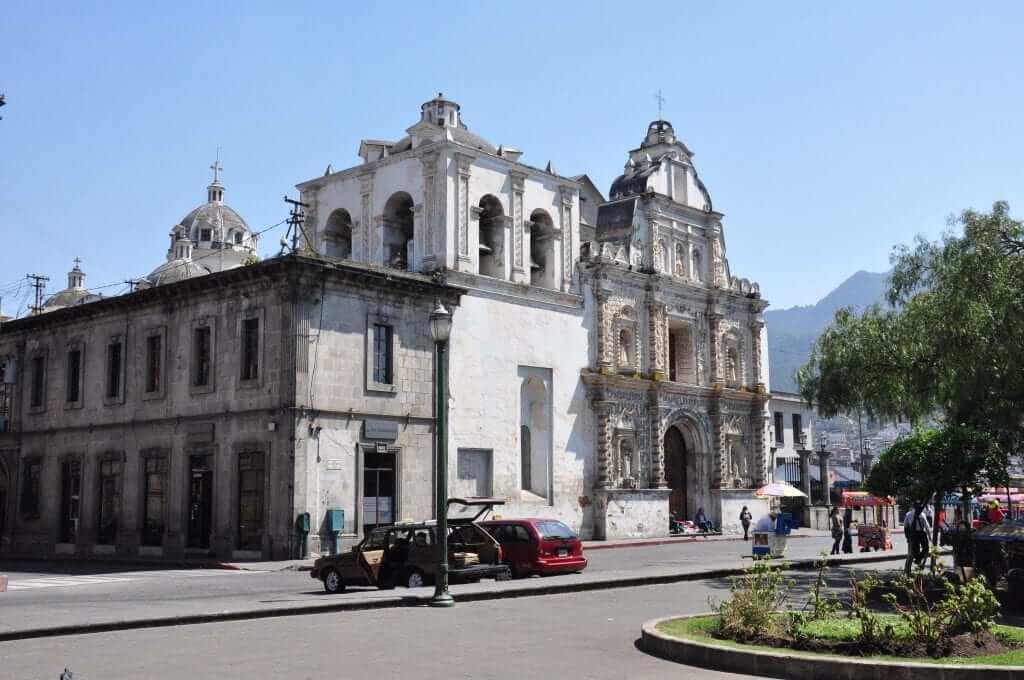 Viajar a Guatemala Quetzaltenango