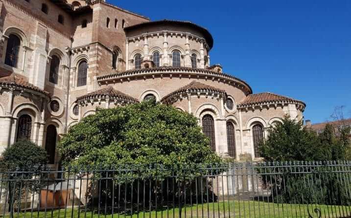 Viajar a Toulouse San Sernín