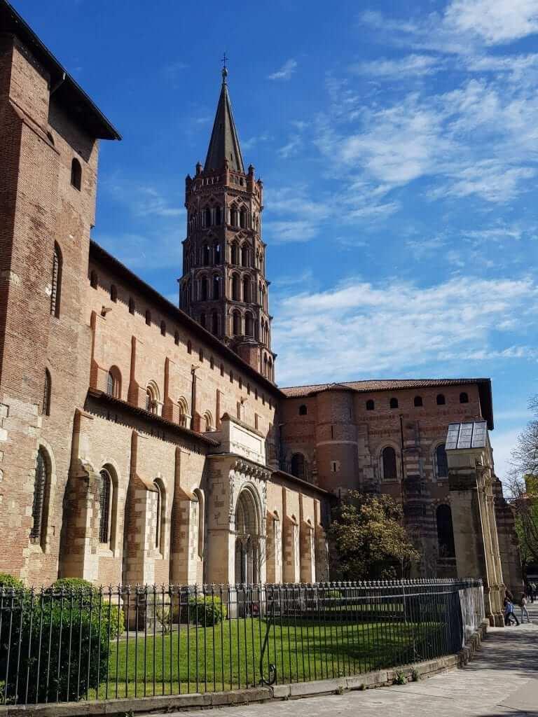 Toulouse San Sernín