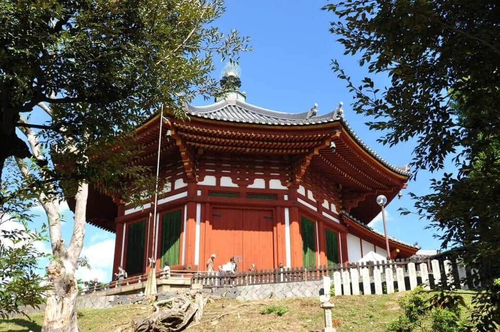 que ver en Nara Kohfukuji