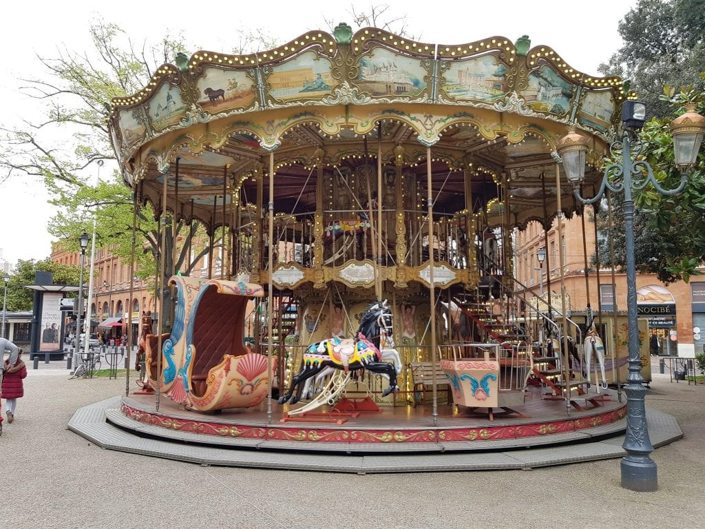 Toulouse tiovivo
