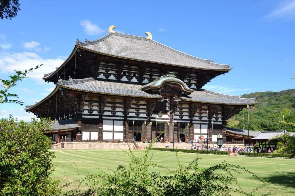 que ver en Nara Todaiji
