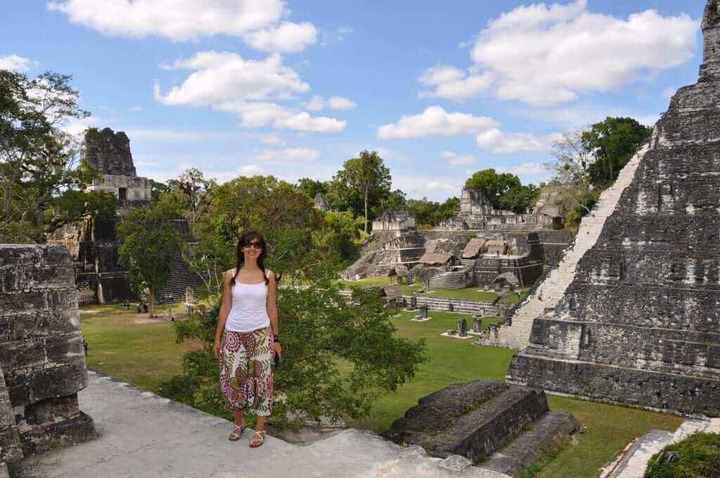 Viajar a Guatemala Tikal