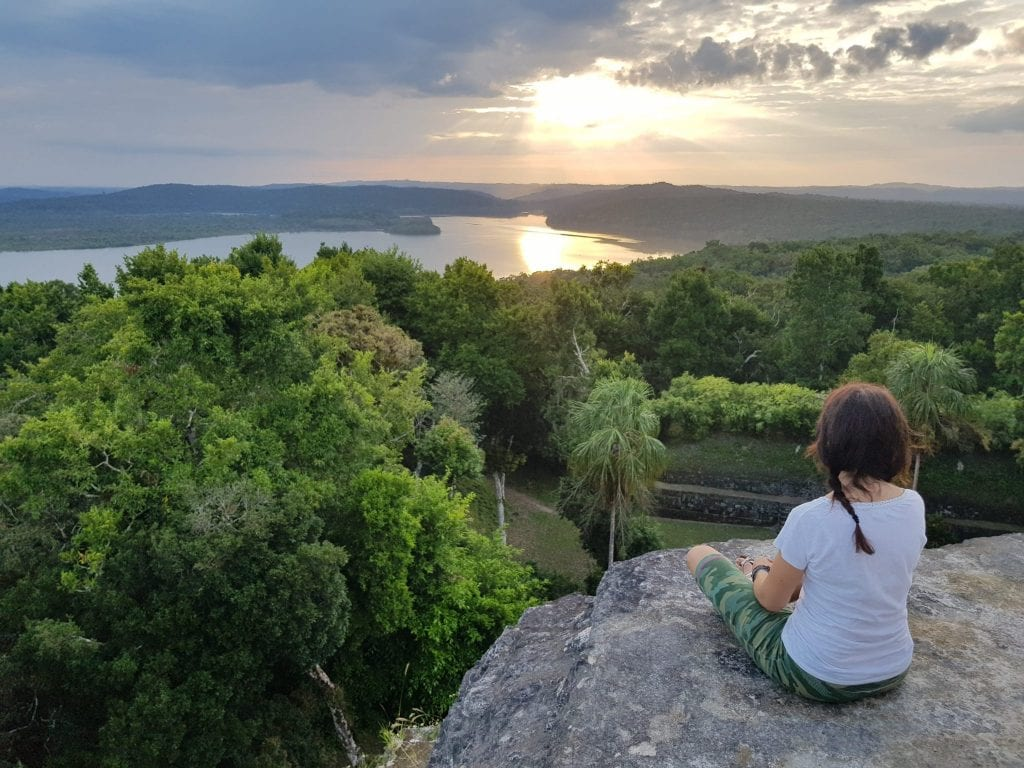 Viajar a Guatemala Yaxhá