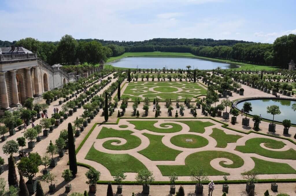 Jardines De Versalles Orangerie Kris Por El Mundo Blog De