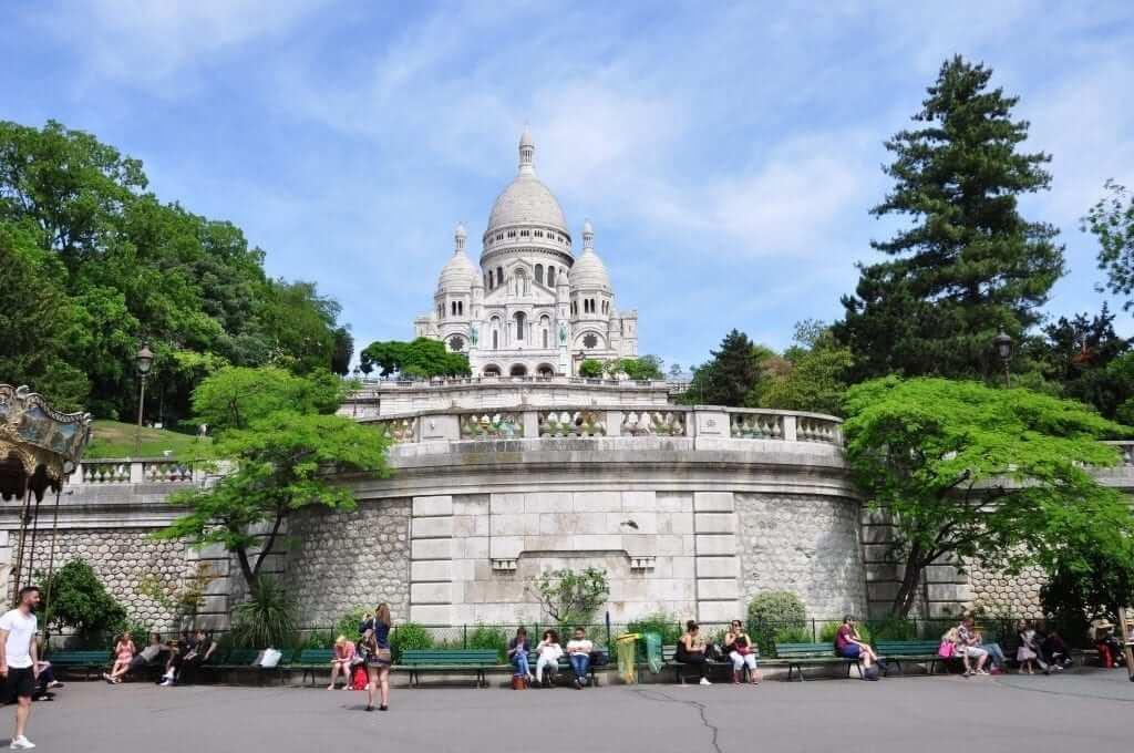 que visitar en París, Montmartre
