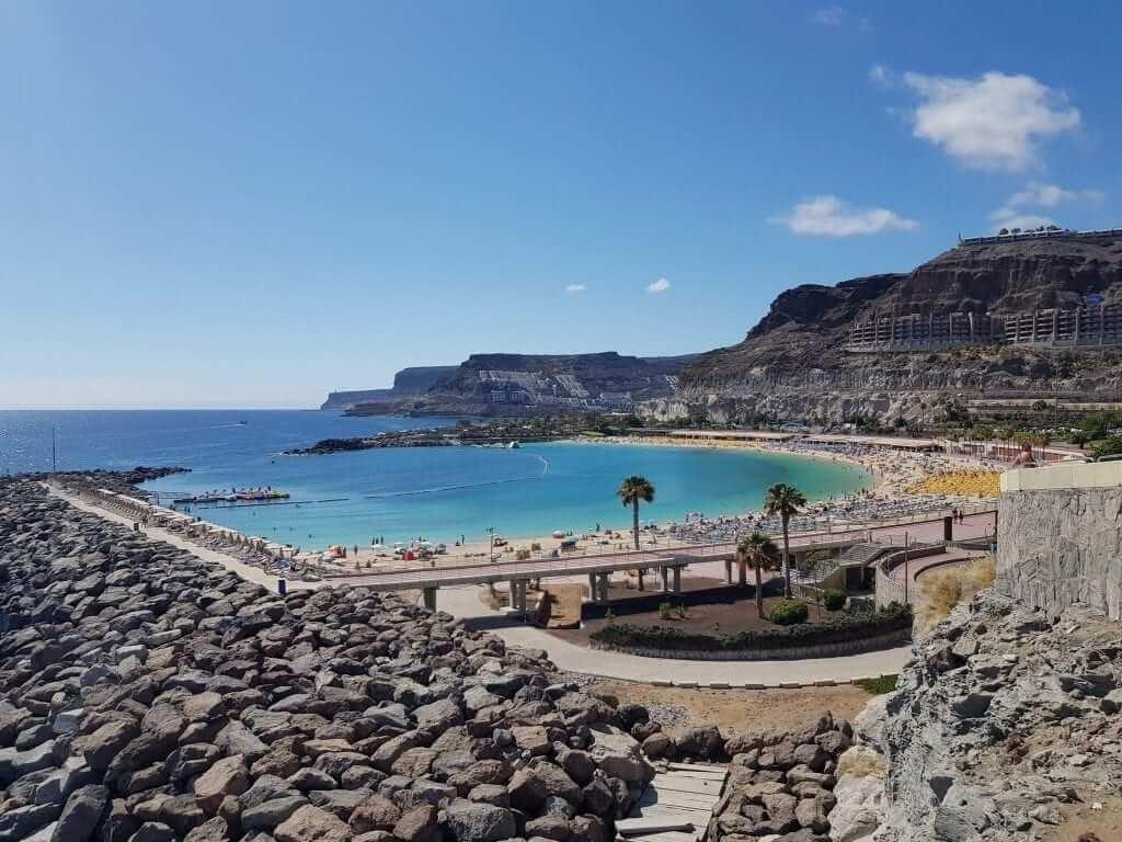 Playas de Gran Canaria, Amadores