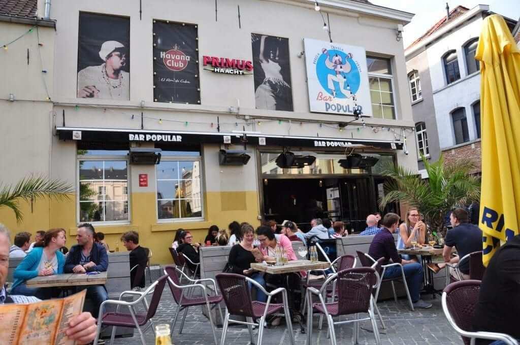 que ver en Malinas, Bar Popular