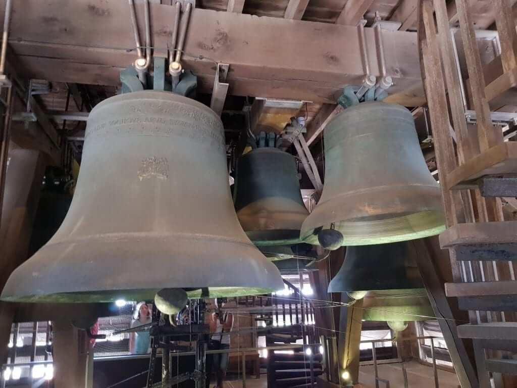 que ver en Malinas, Torre de San Romualdo