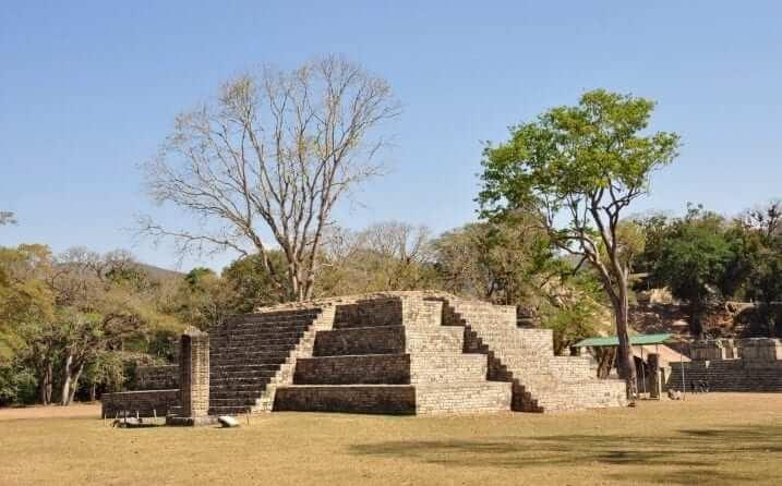 Copán, Ciudad maya Honduras