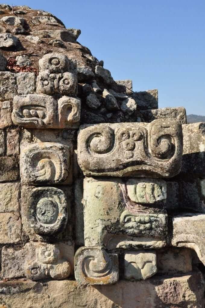 Copán, ciudad maya, Honduras