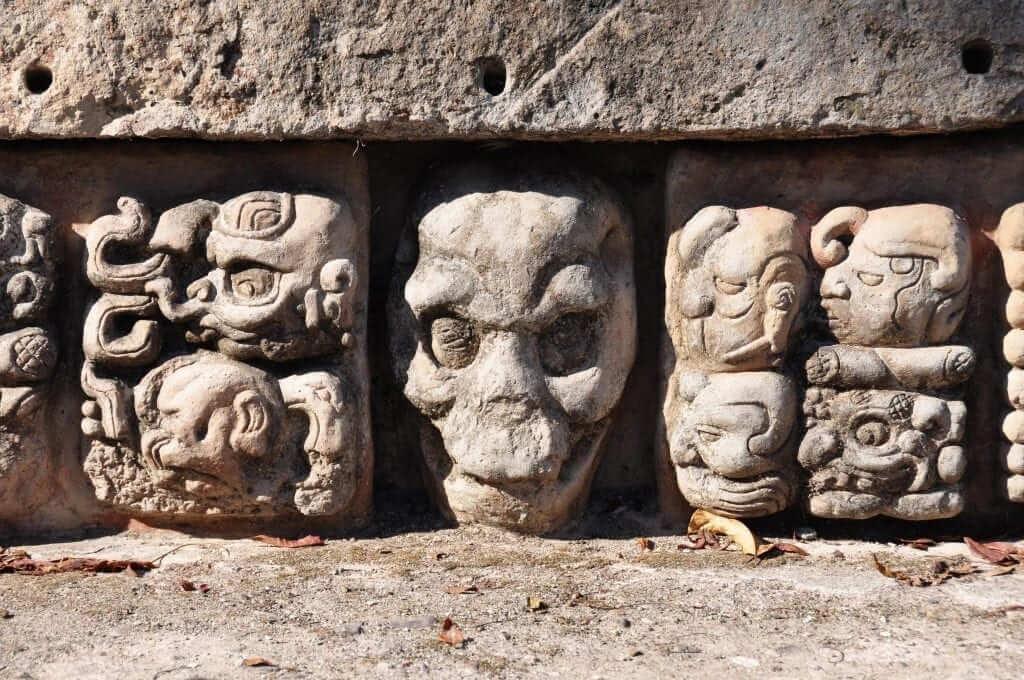 Copán Ciudad maya Honduras