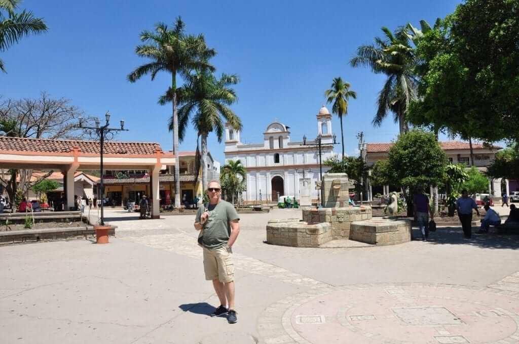 Copán, Copán Ruinas