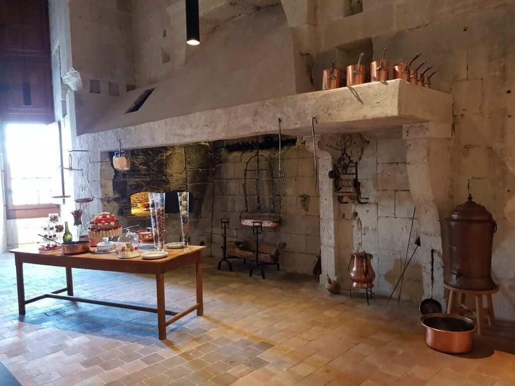 castillo de Chambord Francias