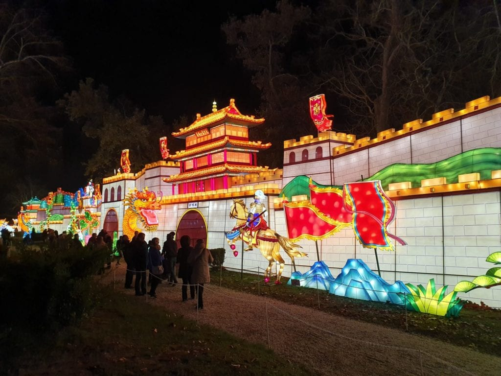 Gaillac, Festival de linternas