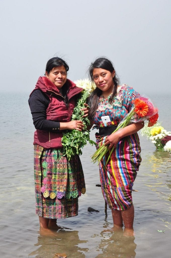 Laguna Chicabal Guatemala