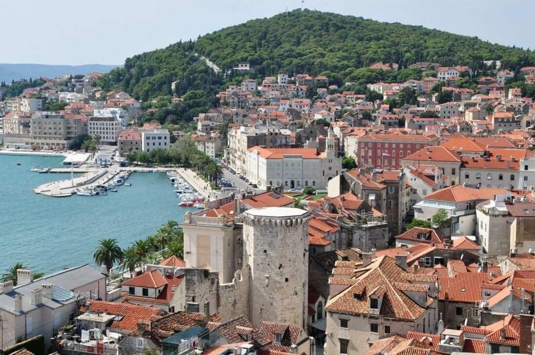 que ver en Split y el Palacio de Diocleciano, Croacia