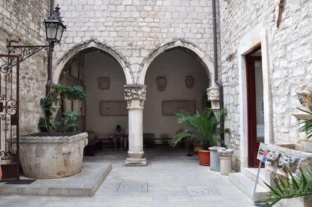 Split y el Palacio de Diocleciano, Croacia