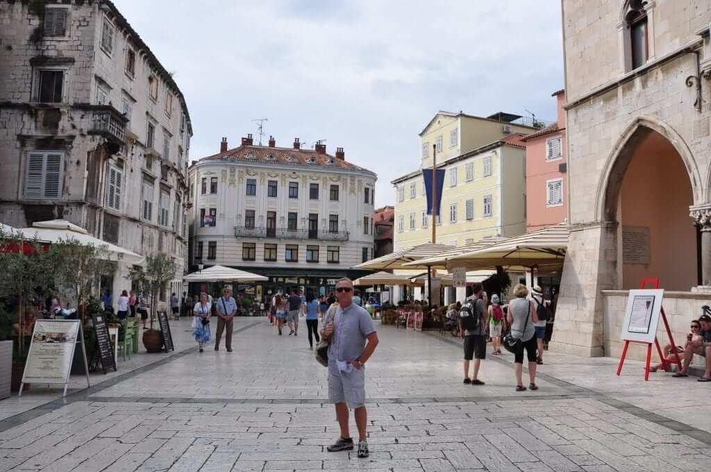 Split y el palacio de Diocleciano