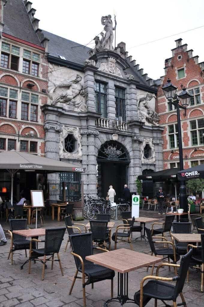 que hacer en Gante oficina de turismo