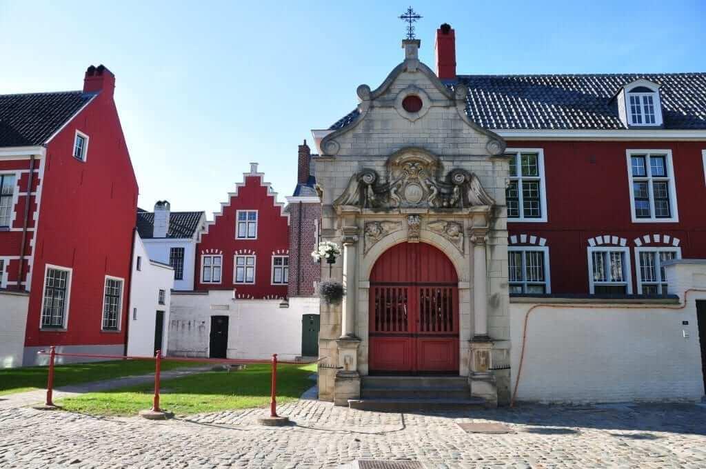 beaterios de Flandes, Gante