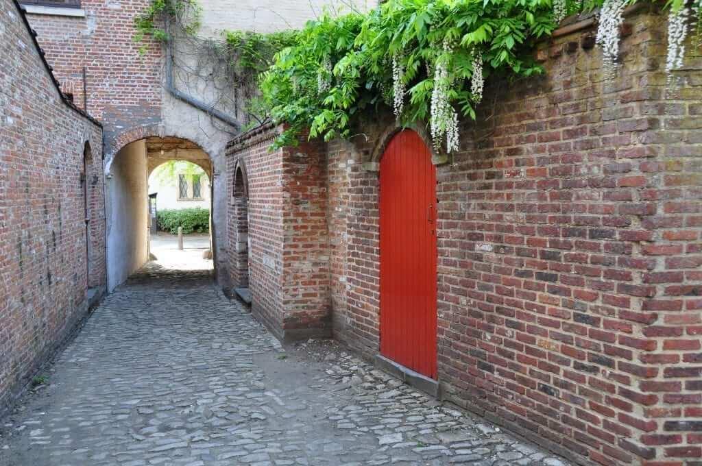 Beaterios de Flandes, Malinas