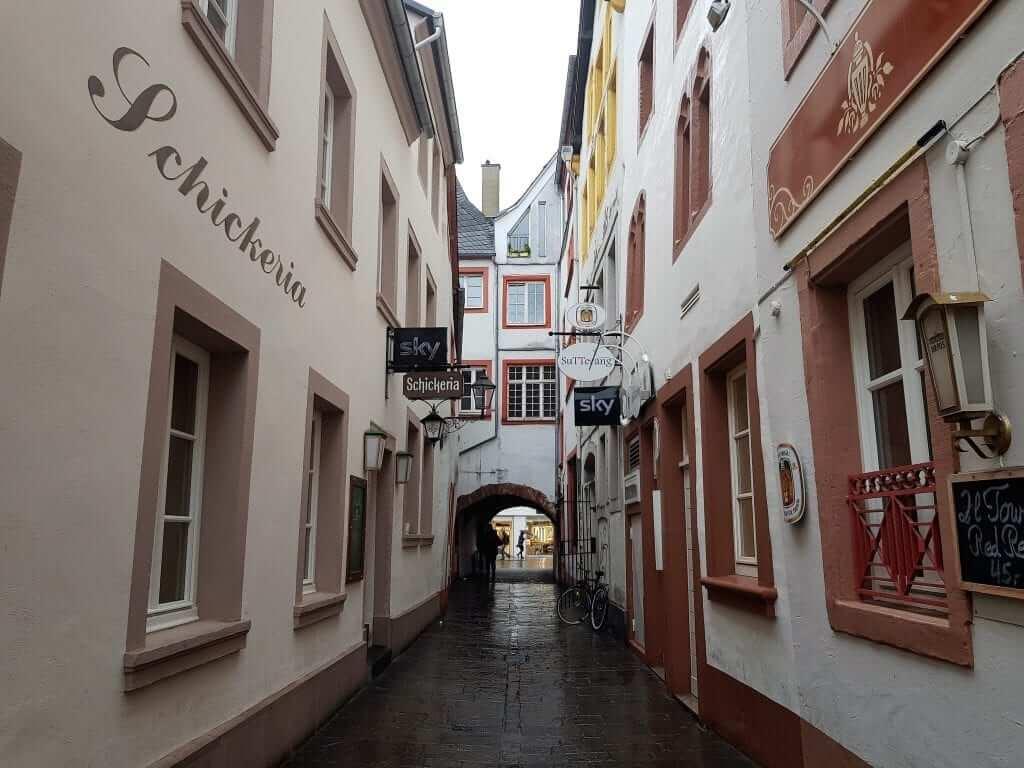 Trier Judengasse