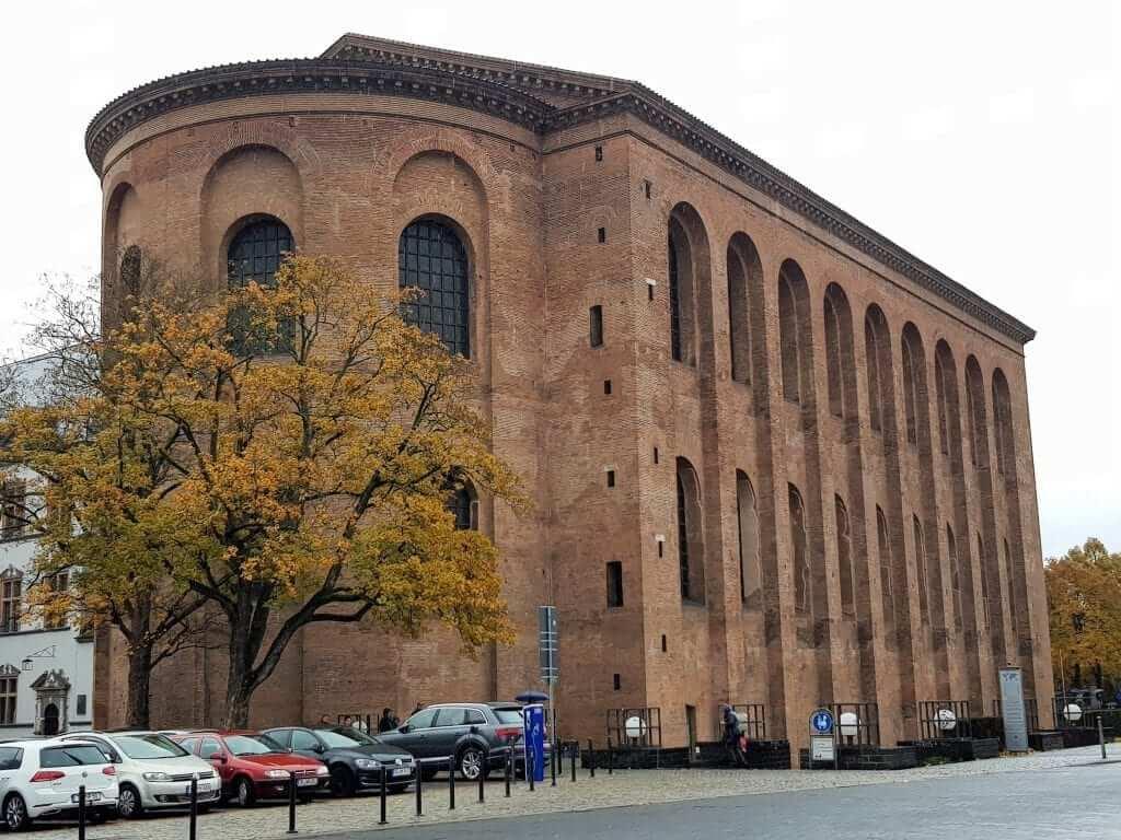 Trier Basilica de Constantino