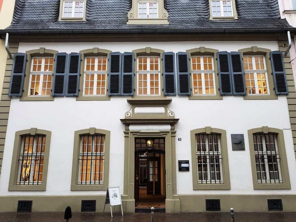 Trier, casa natal de Karl Marx