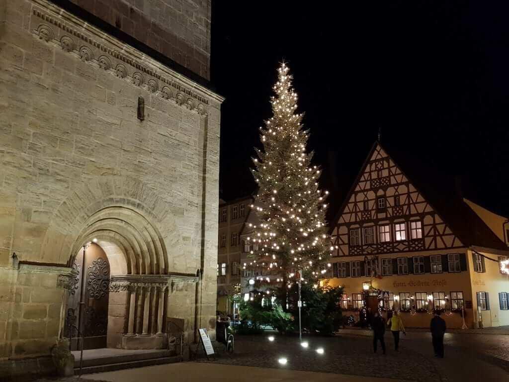 Mercados navideños de Alemania, Dinkensbühl