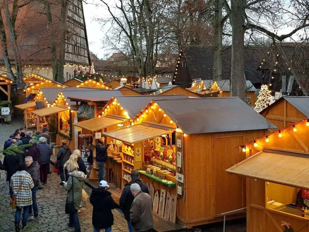 Mercados navideños de Alemania Dinskensbühl