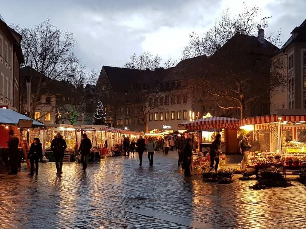 Mercados navideños de Alemania, Bamberg