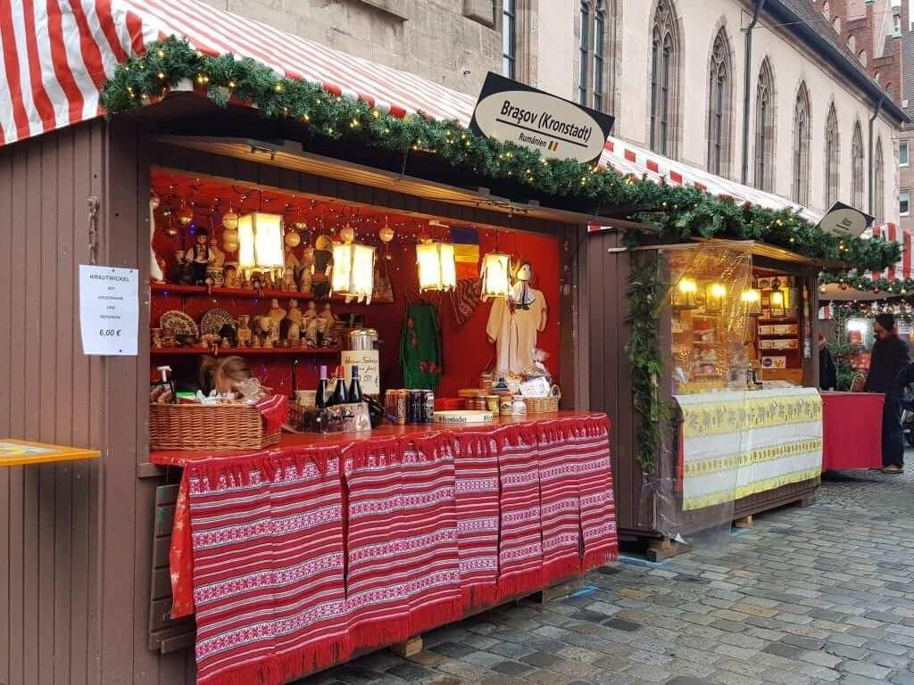 Mercados navideños de Alemania Nuremberg