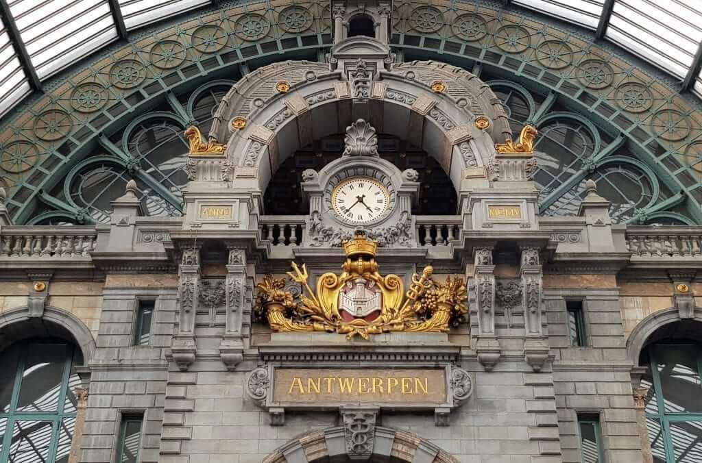 Viajar a Flandes en tren