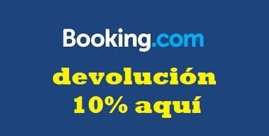 booking.com oferta 10%