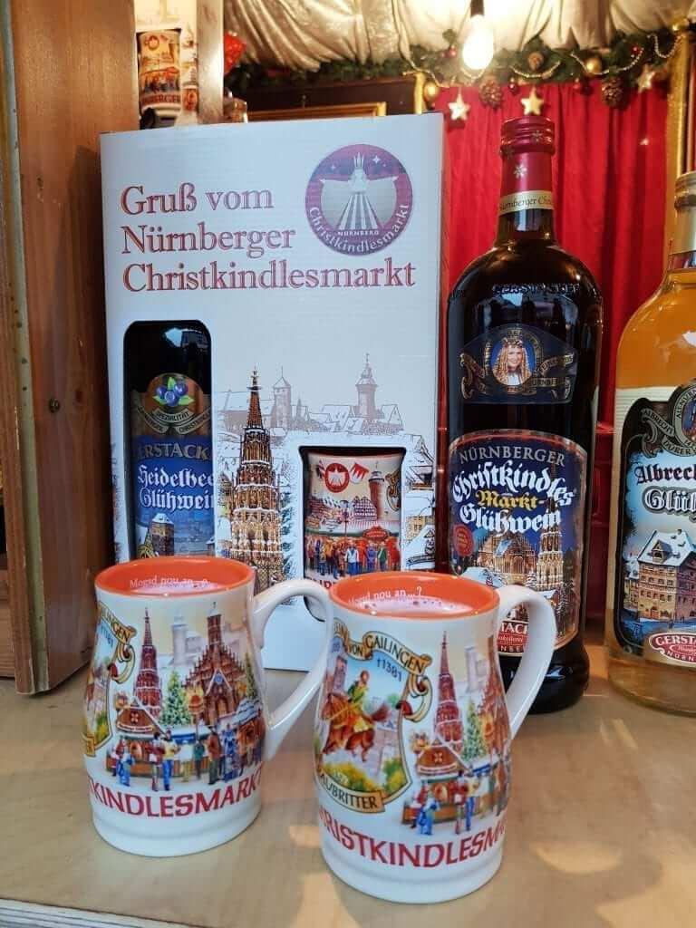 que hacer en Núremberg, mercado navideño