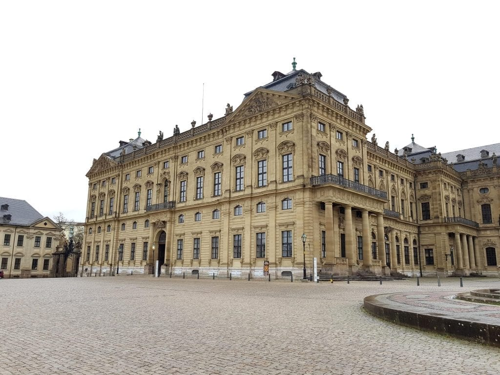 Residencia de Würzburg (Alemania)