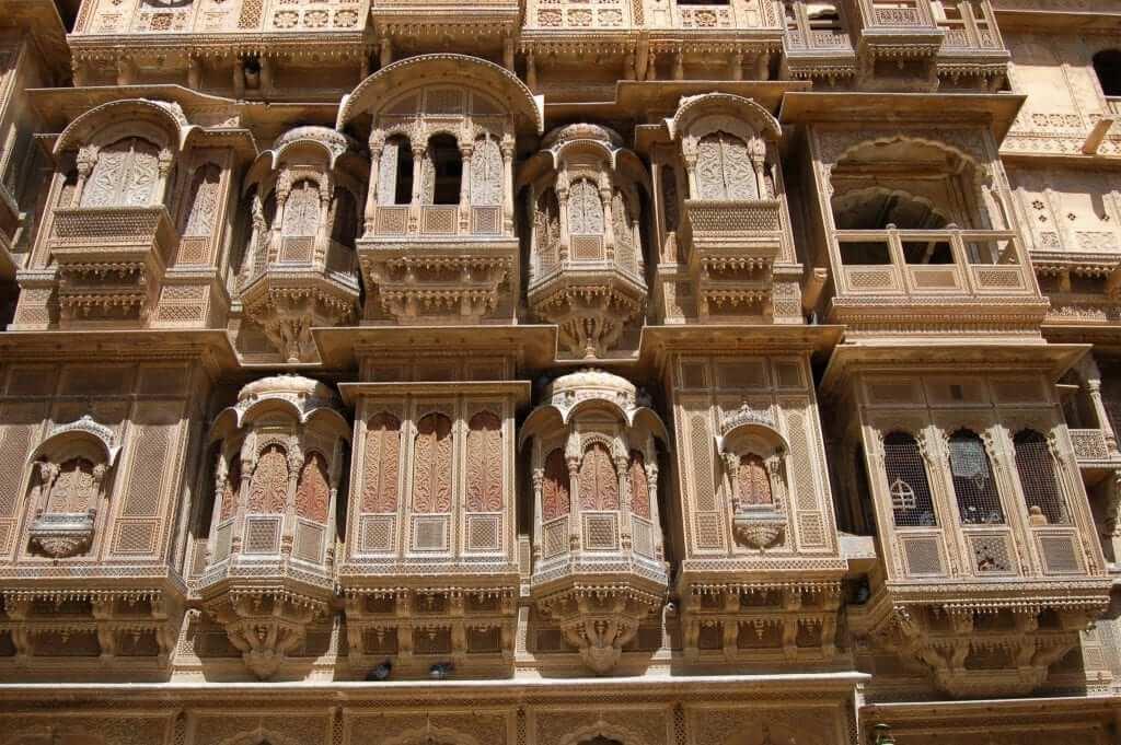 que ver en Rajastán, Jaisalmer