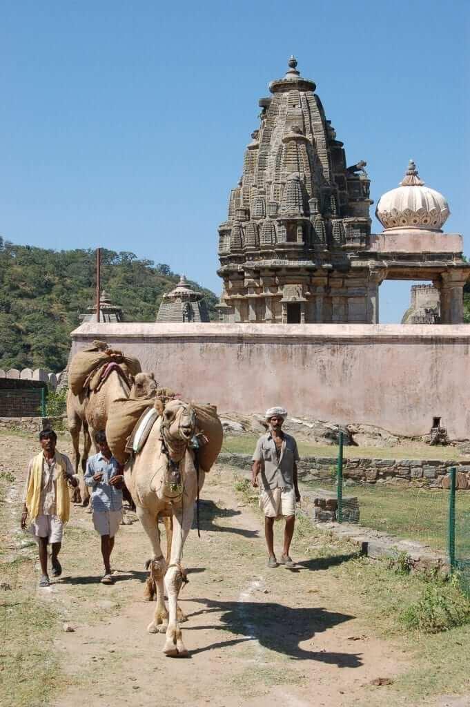 que ver en Rajastán, Kumbalgarh