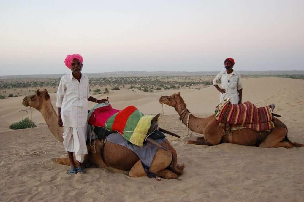 que ver en Rajastán, desierto del thar