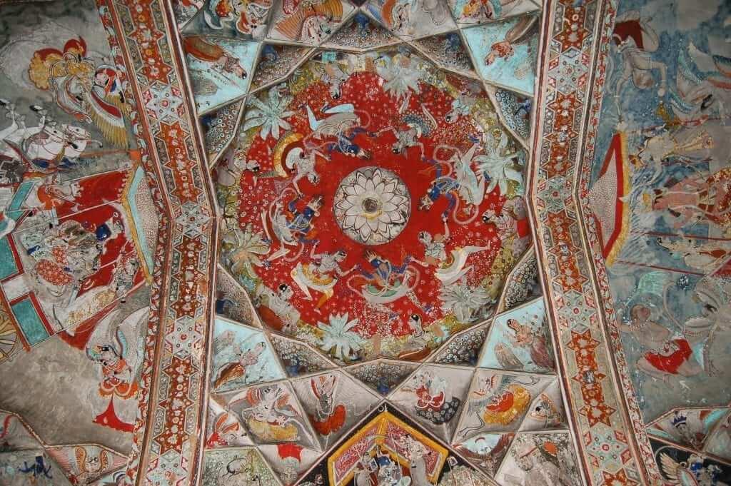 que ver en Rajastán, palacio de Bundi