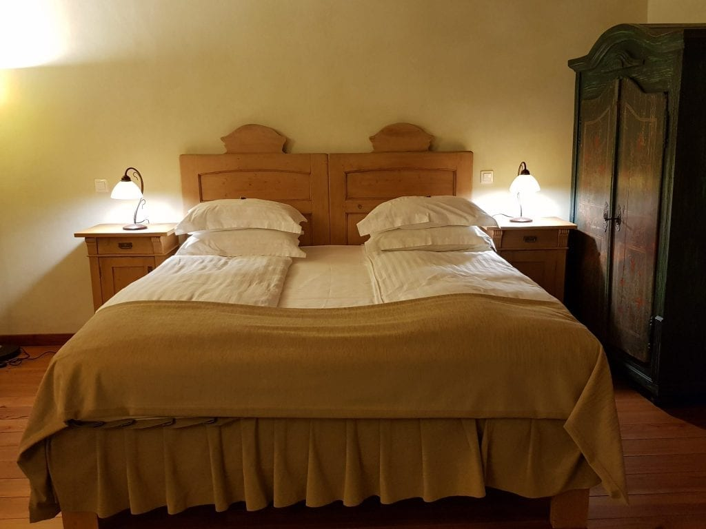 dormir en sighisoara rumanía