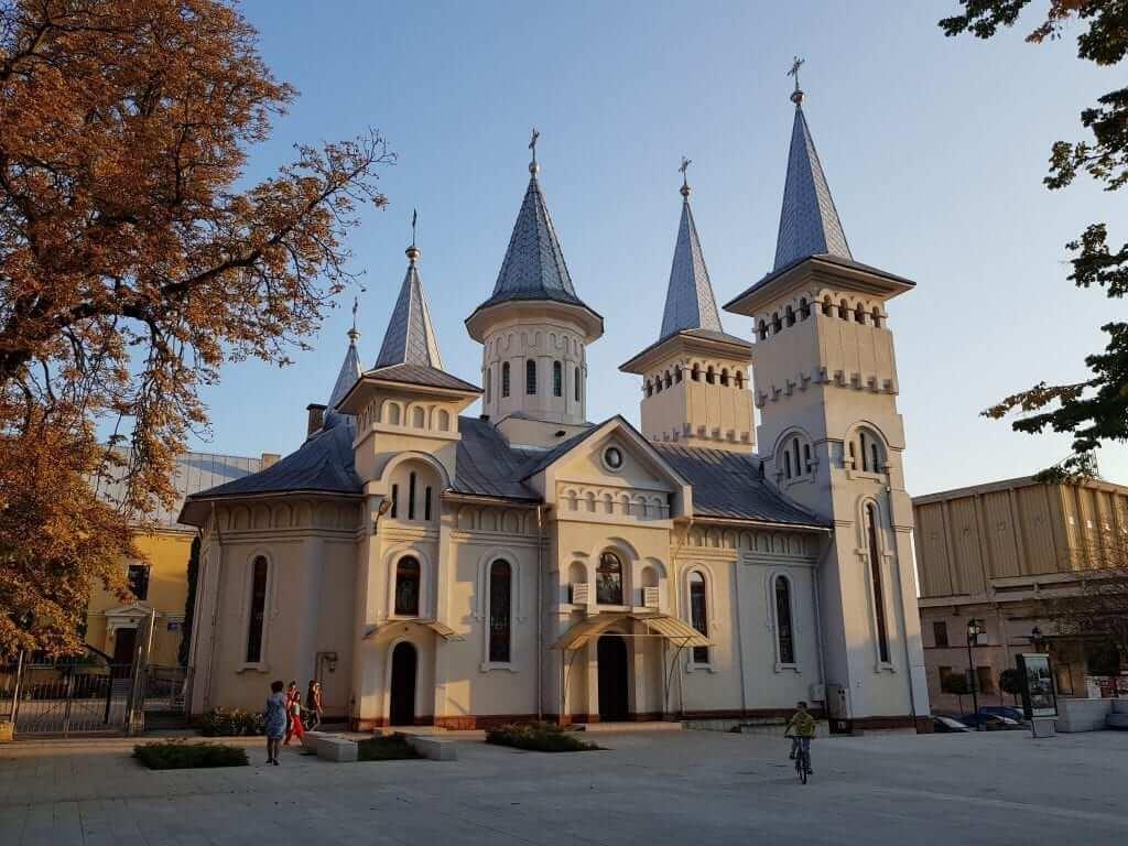 Viaje a Rumanía, Baia Mare