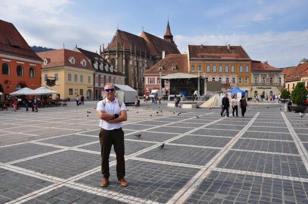 Viaje a Rumanía, Brasov