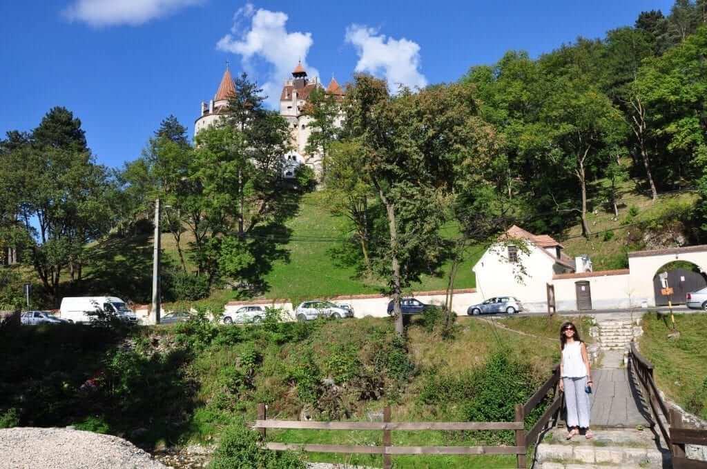 Viaje a Rumanía, Castillo de Bran