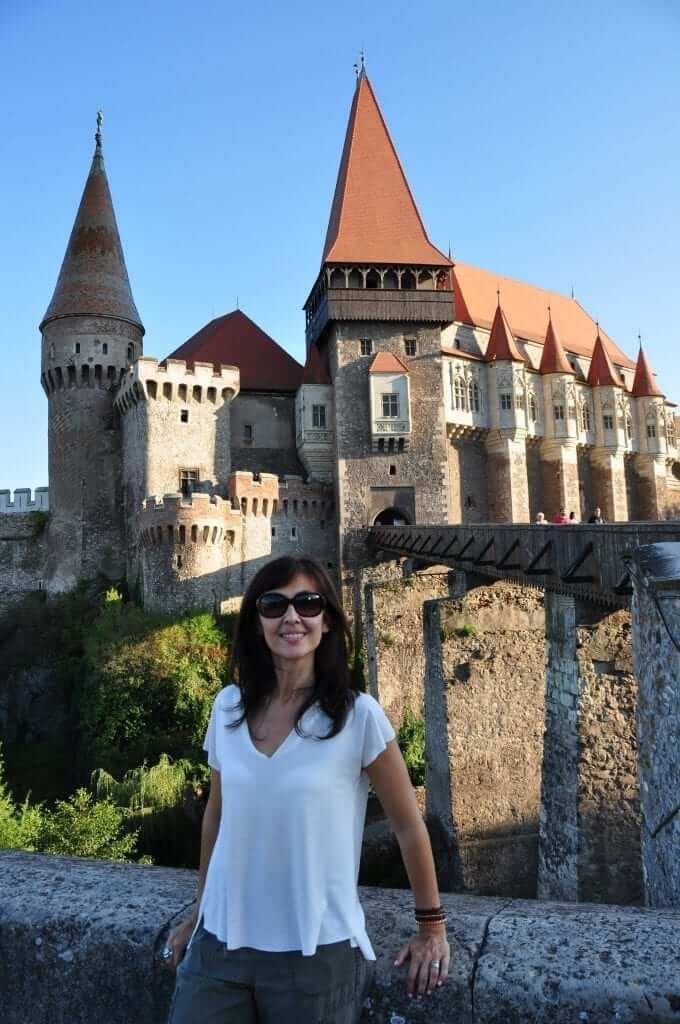 Viaje a Rumanía, Castillo de Corvino