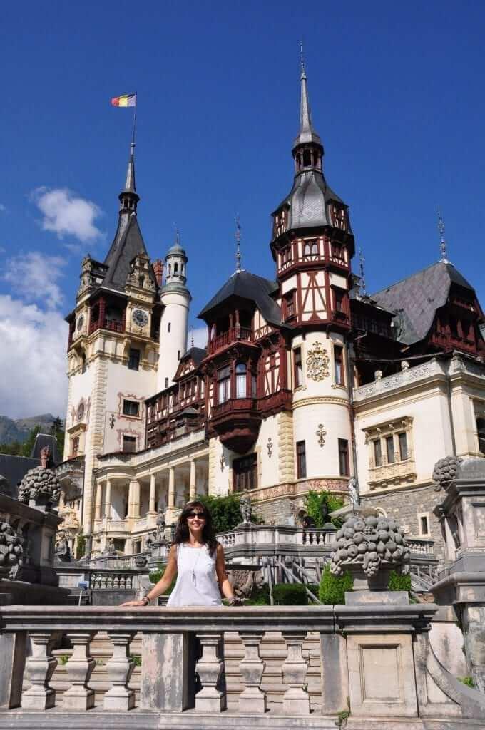 Viaje a Rumanía, Castillo de Peles