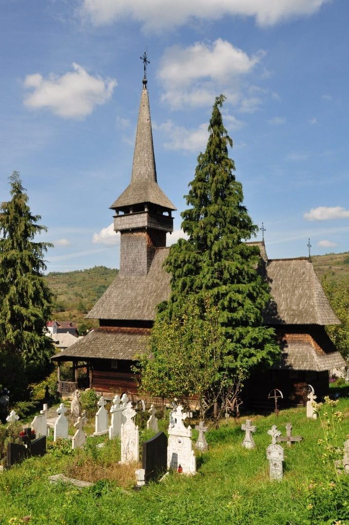 Viaje a Rumanía, Iglesias de Maramures
