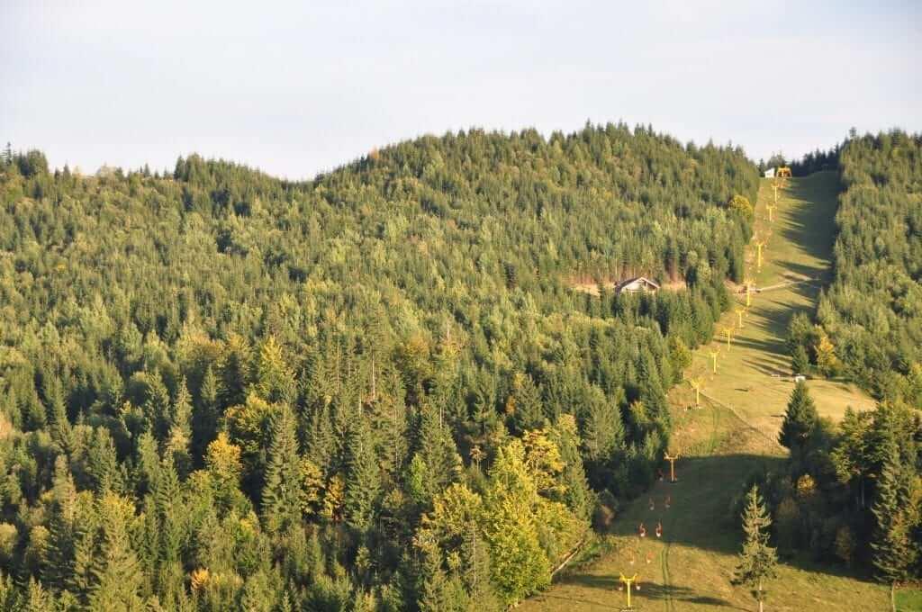 Viaje a Rumanía, Paso del Borgo